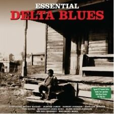 Essential Delta Blues - 50 Delta Blues Classics 2CD 2009 NEW/SEALED