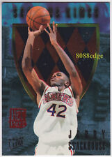1995-96 ULTRA SCORING KINGS HOT PACK: JERRY STACKHOUSE #12 SIXERS ROOKIE INSERT