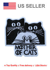 Mother of Cats Iron On / Sew On Patches motif Game of thrones fan art Embroidery