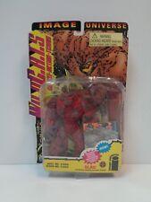 Playmates SLAG Jim Lee's WILD C.A.T.S Covert Action Teams MOC 1995