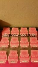"HUGE SCENTSY BARS NEW LOT OF 12 ""FLUTTER BBMB ""BARS - SHIPS FREE- RARE"