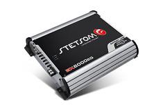 Stetsom EX 6000 EQ - Amplificatore MONO 6000KW RMS 1 ohm HIFI CAR SPL AUTO