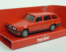 Herpa 1:87 Nr. 2063 BMW 325i Touring rot in OVP (A563)