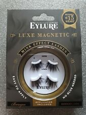 Eylure Luxe Magnetic Mink Effect Lashes (NEW)