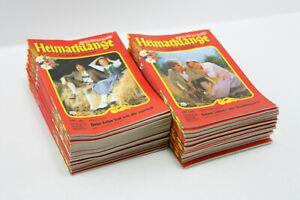 Roman-Hefte in GROßSCHRIFT! 30 verschiedene Heimatklänge/ Neu/ Ungelesen/Set-A-E