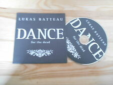 CD Indie Lucas Batteau - Dance For The Dead (2 Song) MCD POPUP REC