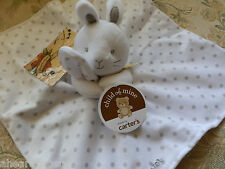 CARTERS SECURITY BLANKET BUNNY RABBIT MY FIRST EASTER POLKA DOTS CHILD OF MINE