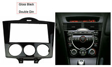 Double Din Fascia for Mazda RX-8 RX8 DVD Installation Dash Trim Kit Frame Bezel