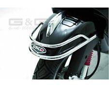 Fender bracket Crash bar for fender Faco Chrome Piaggio Vespa LX 50 125 150