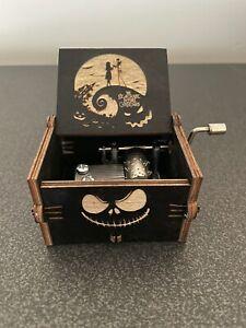 The Nightmare Before Christmas Mini Music Box