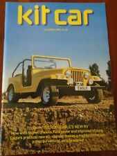 Kit Car Oct 1983 Eagle RV, FF Kit Cars