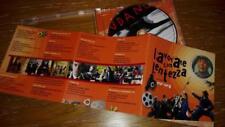 RARO CD anno 2004 Lavorare con lentezza AFTERHOURS FRANK ZAPPA RINO GAETANO FUGS