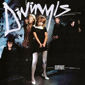 Divinyls Desperate 6 Extra Tracks Remastered CD NEW