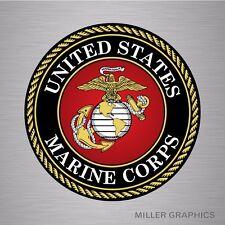 Marine Corps Marines USMC Military decal sticker graphic emblem
