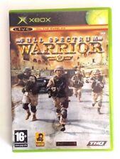 Full Spectrum Warrior Xbox PAL