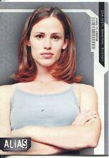 Alias Season 1 Agent Profile Chase Card CIA-47 Matt Finish Unreleased [Rare]