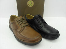 Clarks Leather Upper Lace-up Shoes for Men