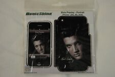 ELVIS PRESLEY PORTRAIT IPHONE 2G 3G 3GS MUSIC SKIN COVER NEW OFFICIAL RARE
