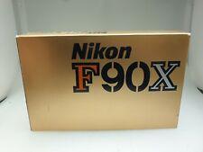Nikon F90X 35mm Spiegelreflexkamera, body OVP