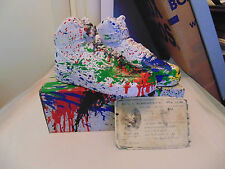 Nike Air Force One AFO Mr. Brainwash Art Poster Print Banksy Lebron Yeezy Dolk