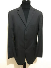 607c3758e306d5 HUGO BOSS Completo Giacca Vestito Uomo Lana Wool Full Man Dress Suit Sz.M -