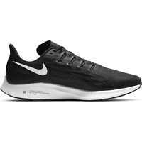 New Nike Women's Air Zoom Pegasus 36 in Black/White-Thunder Grey Size 8.5