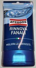AREXONS 8249 MIRAGE RINNOVA FANALI RIMUOVE OPACITA' DA FANALI PARABREZZA SCOOTER