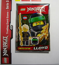 LEGO NINJAGO Limited Edition ,891834,Neuware, Figur Lloyd , OVP Originalverpackt