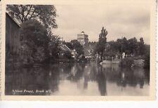 Postkarte - Schloss Prugg / Bruck