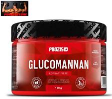 Prozis Glucomannano - Fibra di Konjac 150 g polvere - Bruciagrassi