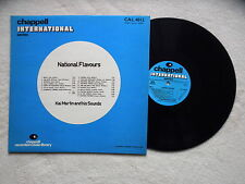 """LP KAI MARTIN AND HIS SOUNDS """"National flavours"""" CHAPPELL CAL 4012 UK §"""