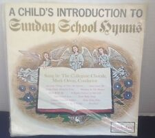 Vintage: A Child's Introduction to Sunday School Hymns  LP Vinyl Record