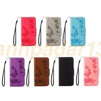 7 Colours Fashion PU Leather Wallet Phone Case Cover For Various Mobile Phone