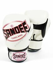Sandee Kids Cool-Tec White Boxing Gloves kids boxing gloves