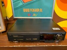 Panasonic NV-FS200 S-VHS Super 4 Head - TBC 'Time Base Corrector'