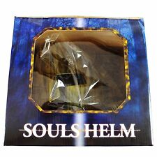 DARK SOULS OFFICIAL SOULS HELM From Software Japan NOT FOR SALE - EXTREMELY RARE