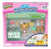 Shopkins Happy Places Kitty Kitchen Welcome Pack