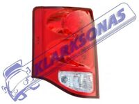 Caravan 2011 - 2016 Fanale Posteriore Luce Stop Segnale SX 5182535AD Per Dodge