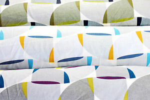 soft furnishing and craft fabric, 3 colourways, 100% cotton,  by the metre