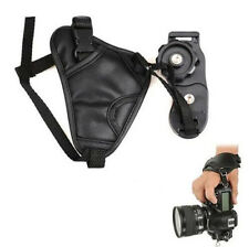 Sony for Hand Strap Universal DSLR Camera Leather Grip Wrist Pentax Canon Nikon