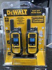 New listing dewalt dxfrs300 Heavy duty walkie talkie new