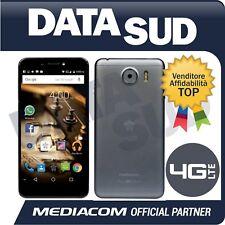 Smartphone MEDIACOM PhonePad Duo S532U  4G LTE GRIGIO/SILVER M-PPBS532U Dual Sim