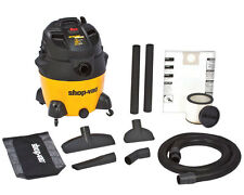 "SHOP-VAC 9551800  WET/DRY Ultra Pro Vacuum 16 "" dia. 6.5 HP 18 Gallon NEW!"