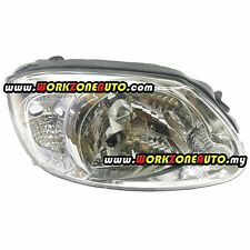 Hyundai Accent 2004 Head Lamp Left Hand TYC