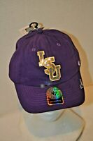 47 BRAND LSU TIGERS WOMEN'S  SPARK Adjustable HAT CAP NEW With Tags 22.00 NCAA