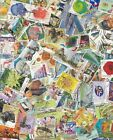 MALAYSIA =f= SCANNER FULL OF COMMEMORATIVE STAMPS OVER 100 DIFF === USED CDS