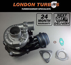 KIA Sportage II / Hyundai Tuscon 2.0 CRDi 757886 Turbocharger + Gaskets Type 1