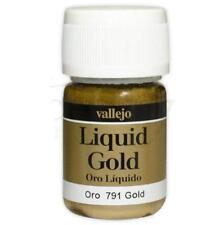 Vallejo Model Color 791 Gold - Alcohol Based M212 VAL 70791