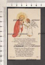 Fleißbildchen Heiligenbildchen Gebetsbildchen  ars sacra 2884 ENGEL