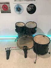 DW Pearlescent Black Drum kit [GREAT CONDITION]